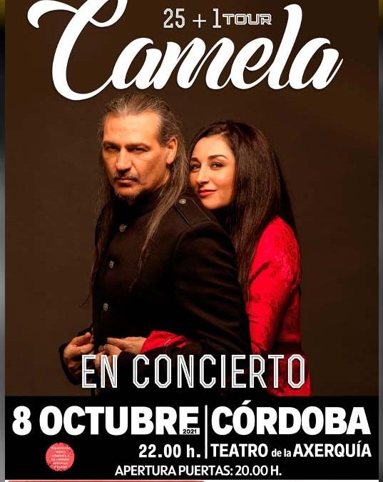 Camela 25+1 Tour