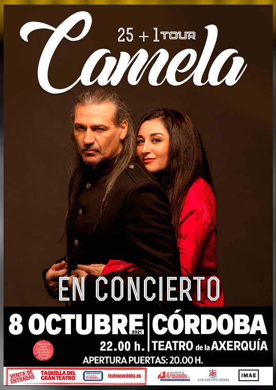 Camela 25+1 Tour - Espectáculos Armando
